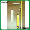 Velour Paint Roller,Decorating Rubber Pattern Paint Roller,Paint Roller Extension Pole Telescopic Pole Handle