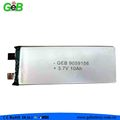 HIgh capacity GEB9059156 3.7V 10Ah rechargeable lithium ion battery