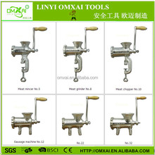 LINYI HAND-OPERATED MANUAL MEAT MINCER