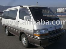 1992 Used Car TOYOTA HIACE Wagon RHD Made in Japan