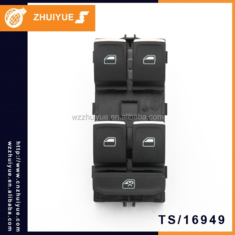 ZHUIYUE Most Selling Products Window Switch Accessories Car For VW GOLF7 LAVIDA