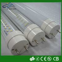 New product Hot sale cheap price good quality promotional model 1.2M T8 LED tube 18W with CE approved