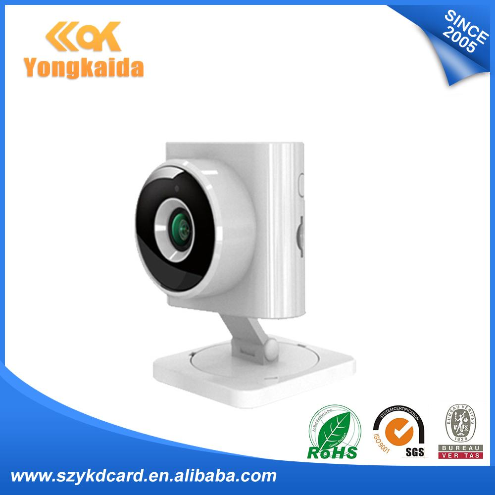 Custom P2P Server IP CCTV Camera With CMS Software