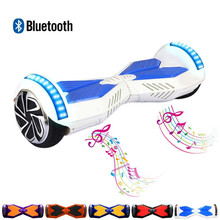 best quality material bluetooth speaker handicap electric hover board self balance vehicle