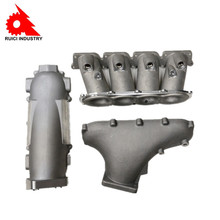 OEM A356 gravity casting aluminum 2jz/Is1 intake manifold