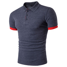 High quality oem polyester quick dry new design polo shirt