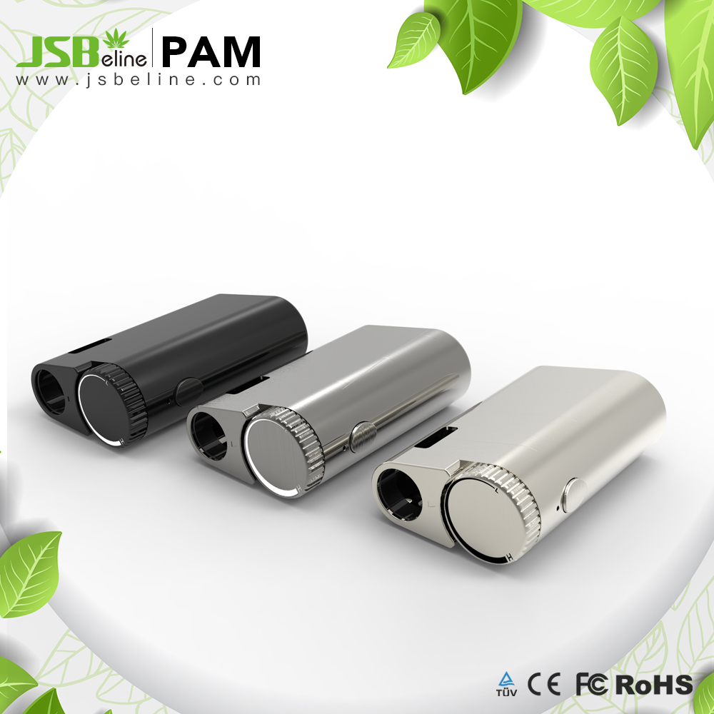 OEM Custom CBD Oil Vape Brands 900mah Battery 0.5/1.0 ml Cartridge Pam Box Mod Vape Cartridge
