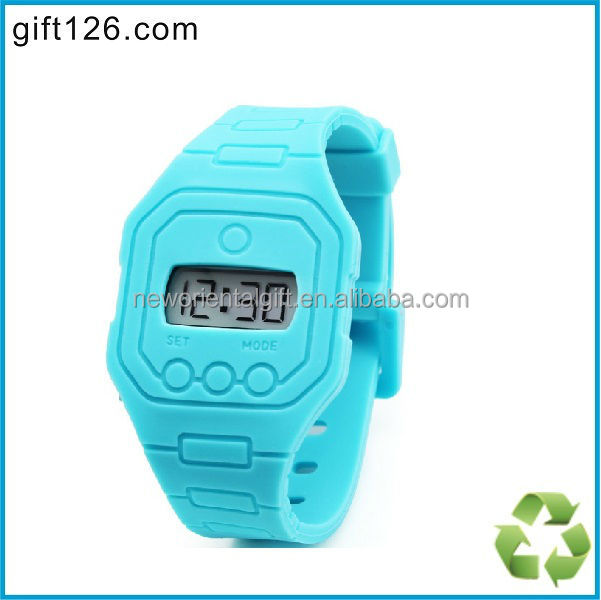 Sports Silicone Touch Screen Led Watch