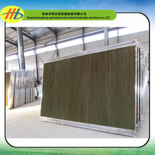 2016 new design Advanced chicken house evaporative cooling pad for poultry houses
