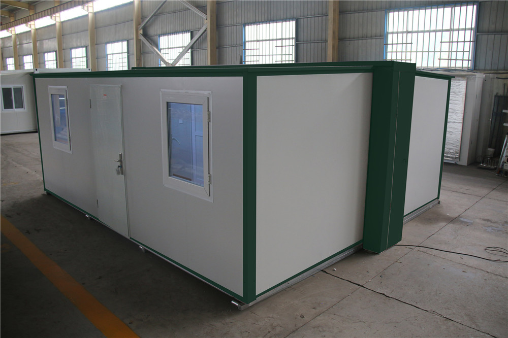 sandwich panel luxury eco mobile house folding container homes folding container