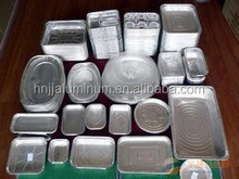 Supply all kinds of aluminum foil container made in China