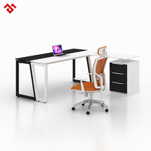 Hot sale Modern simple design secretary office table design