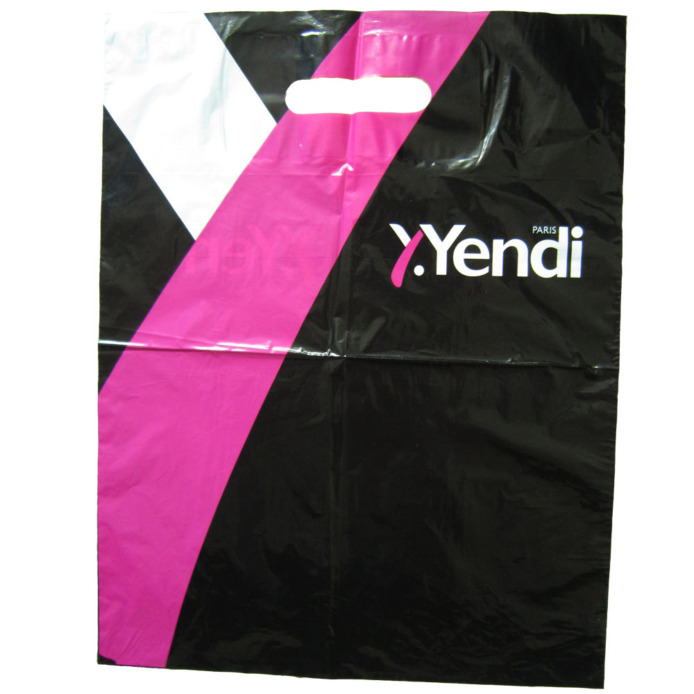 Hot Sale Gold Supplier for Package Resealable Plastic Bags with Handle