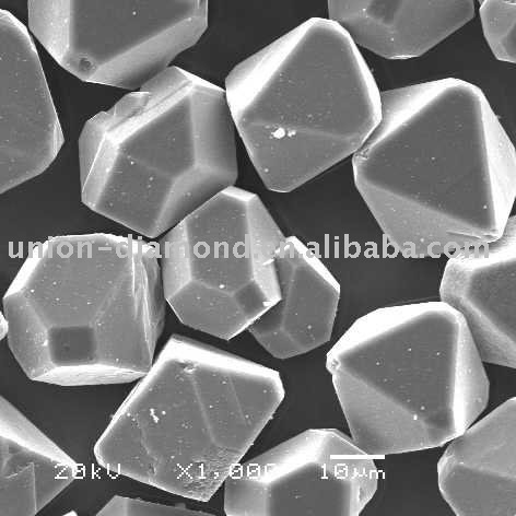 AS-Grown synthetic monocrystal diamond