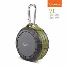 Best selling Shower Suction Cup Bluetooth Speaker, Easy All Device Pairing Powerful 5W Speaker