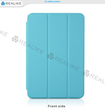 Folding smart tablet cover for ipad mini 4, original 1 : 1 cover