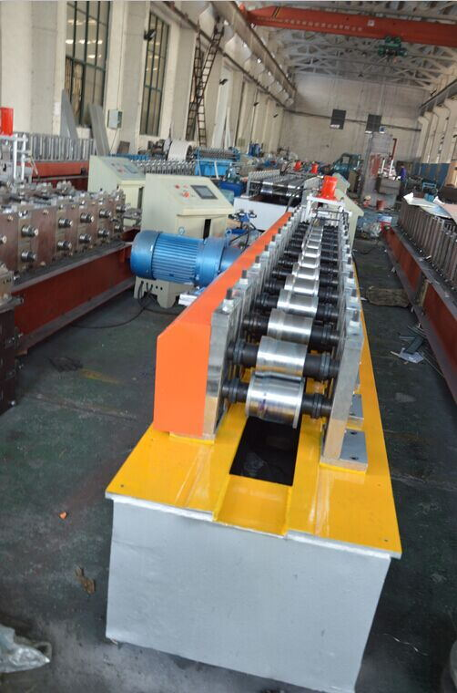Machinery Steel Tube Shaft for Roller Shutter Door Machine