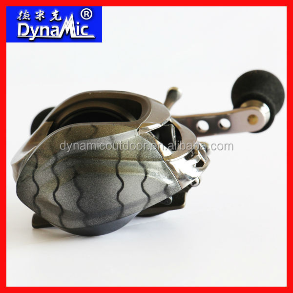 Bait Cast Reel Fishing Reel Gears Wholesale Fishing Tackle