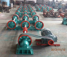Twin-pile Type Concrete Pile/Pole Spinning Machine/Pile Machinery/Pole Equipment