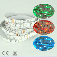 waterproof smd5050 flexible led strip 30 leds/meter with CE RoHS