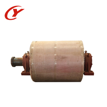 Belt Conveyor Drive Drum Roller Pulley for Stone Crushing