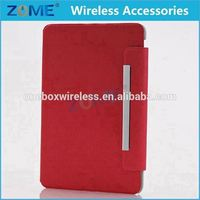 Leather sleeve Case Wallet Stand Smart Cover Bag Case For iPad Mini 1 Leather Case