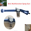 Multifunction 8 In 1 Turbo Spray Gun Garden Sprayer Plastic Garden Water Guns