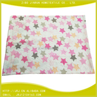jersey printing baby crib pillowcase cover