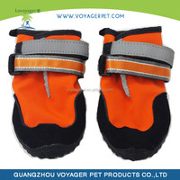 Lovoyager Hot selling grip trex protective dog boots with low price