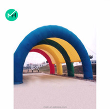 16x12x6meter new design beautiful colorful large inflatable tent party for sale