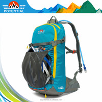 China supplier custom cycling backpack hydration bladder water bag