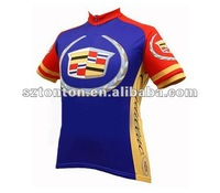Custom Printed cycling tops