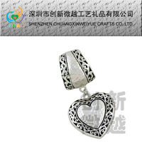 Heart Slide Pendant scarf accessories jewelry