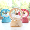 Free sample! room cool mist fan with spray water