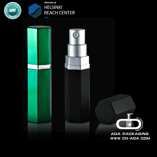 ADA-PA-310 5~80ml aluminum perfume atomizer/fashion perfume bottle/refillable perfume atomizer REACH certification