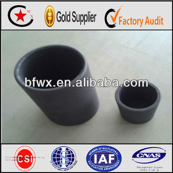 for melting metal graphite crucible