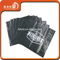 die cut printed custom plastic drink bag