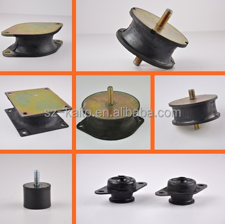 Self Adhesive Rubber Feet Rubber Base Rubber Buffer