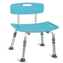 Oldman Adjustable Bathroom Safety Shower Chair Bath Bench for disabled in Bathroom