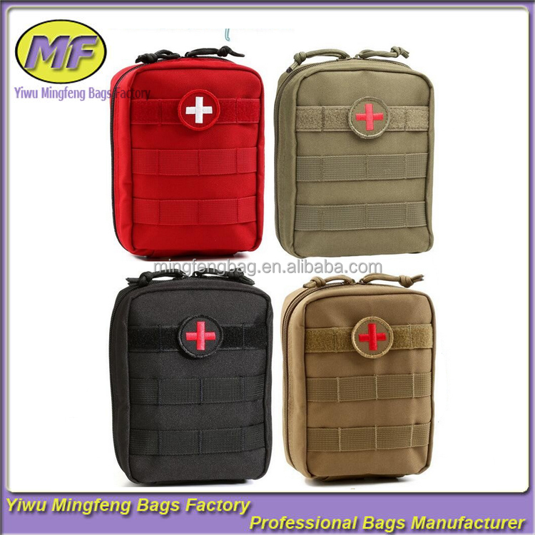 Medical Kit/Emergency Treatment Pack Set/Travel First Aid Kit