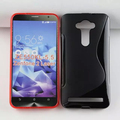 New pattern S Line soft TPU case cover for ASUS Zenfone 2 Laser ZE550KL