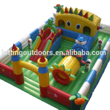 Top Quality giant inflatable city, Hot Sale Pvc Inflatable FunCity