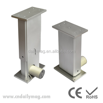 Perfect Worm Drive Lifting Column For Tables,Electric Lifting Column