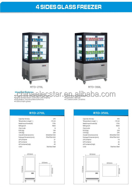 Open Front Cooler, grocery store and supermarket refrigerated showcase ,refrigerated display cabinet,display cooler