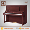 Good quality wooden professional upright fold piano
