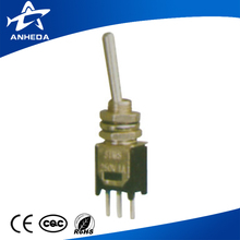 factory hot sales white toggle switch