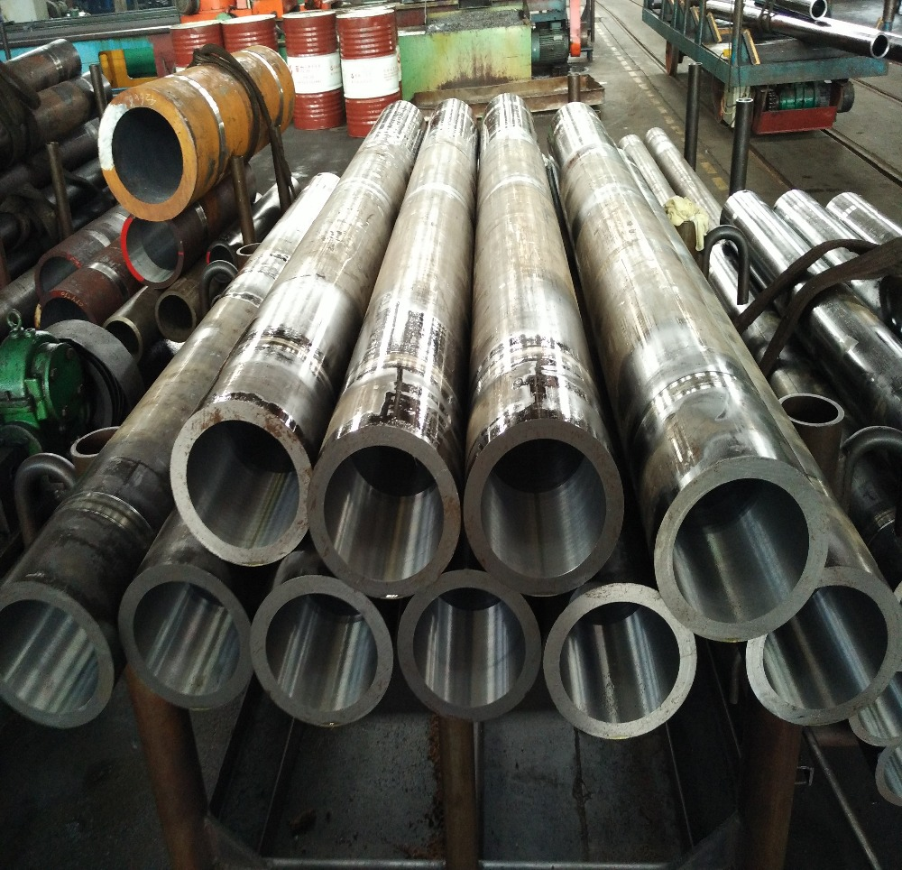 Seamless Cold Drawn 30mm Wall Thickness Hydraulic Cylinder Honed Tube