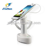 china manufacturer made charge cable protect anti theft alarm retail shop display security exhibition stand for cell phone