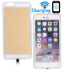 Mobile Phone Use and Electric Type Qi wireless charger receiver case for iPhone 6 / PLUS
