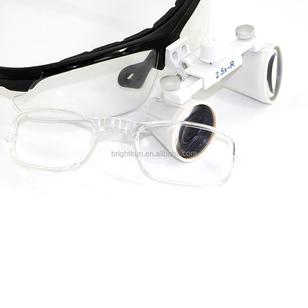 BKU005 portable headband medical 3.5x magnification dental binocular loups kit